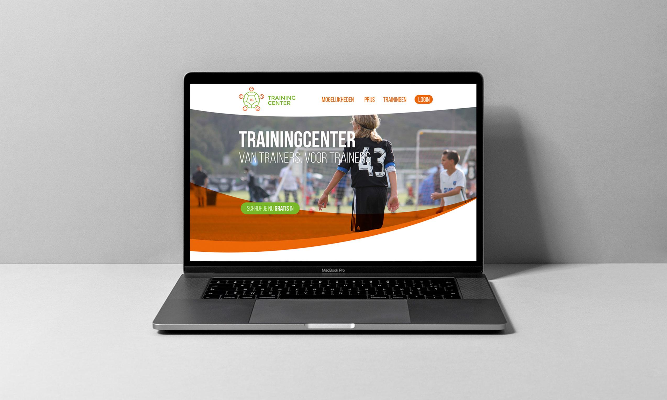 Foto van de TrainingCenter
